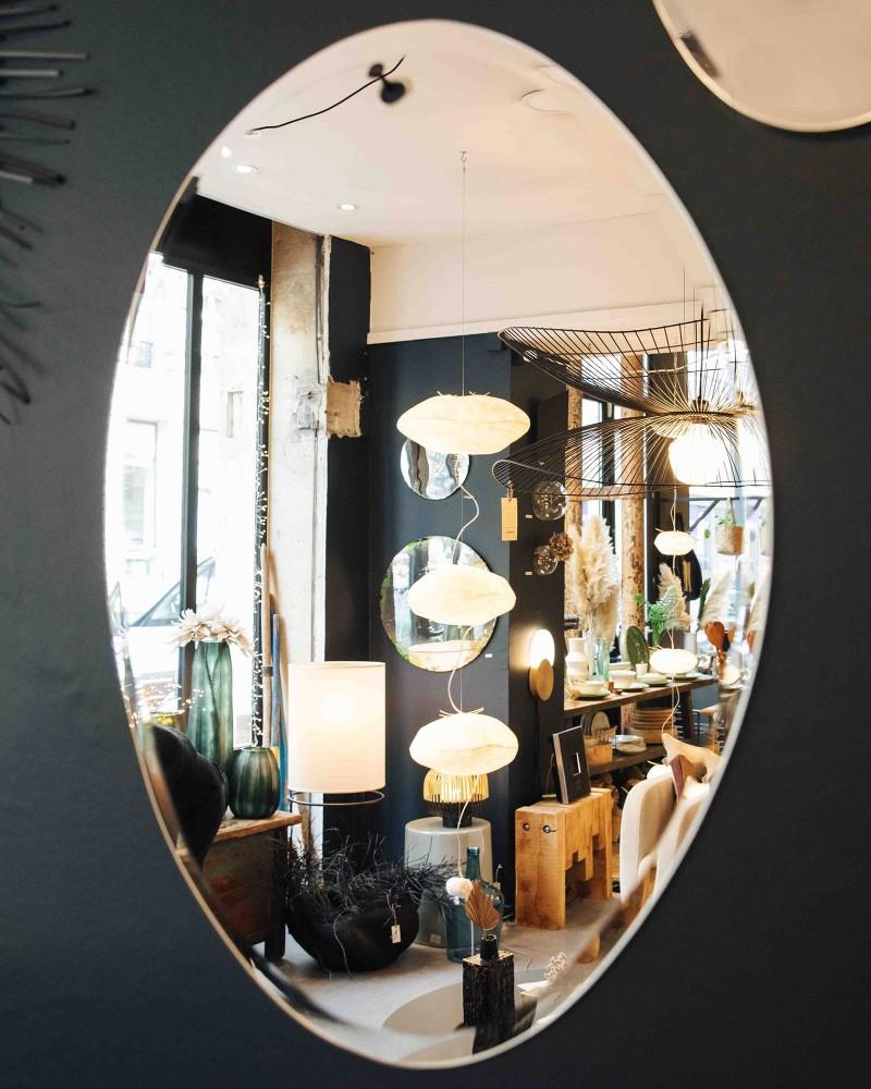 Miroir irrégulier N°13 - M Nuance